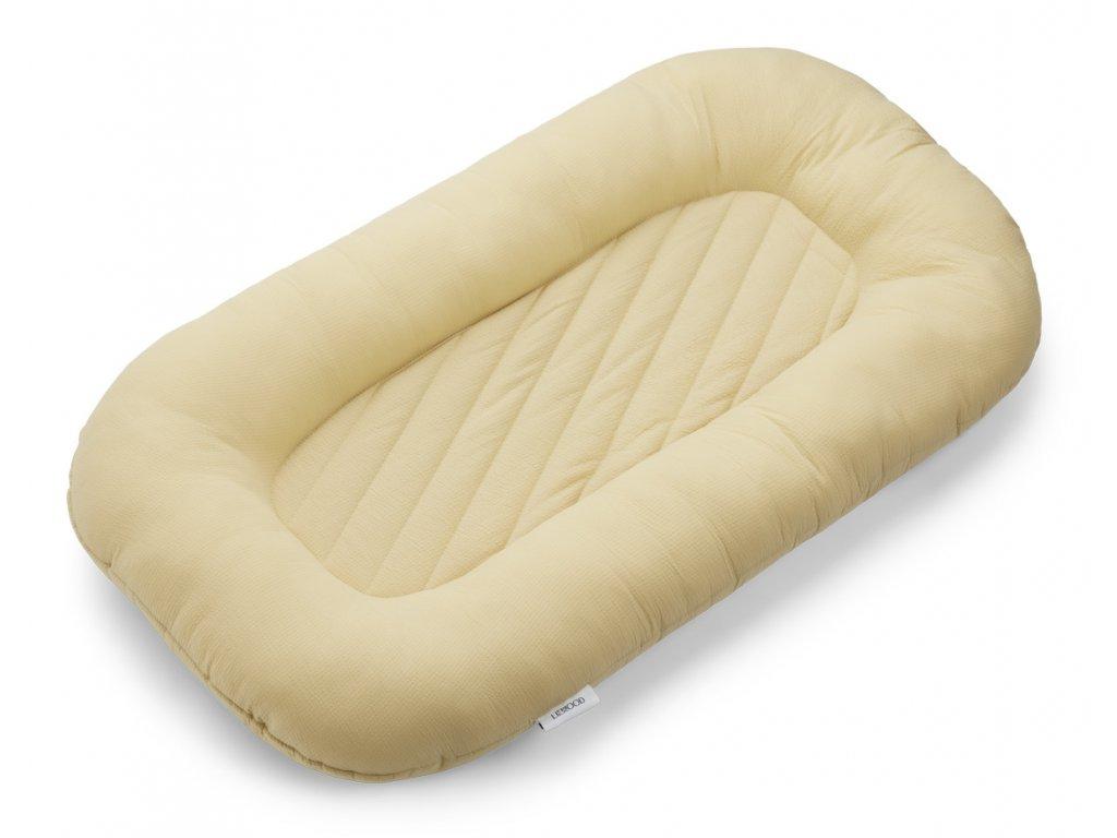 Edward baby mattress LW14217 9522 Wheat yellow 2 21 Front