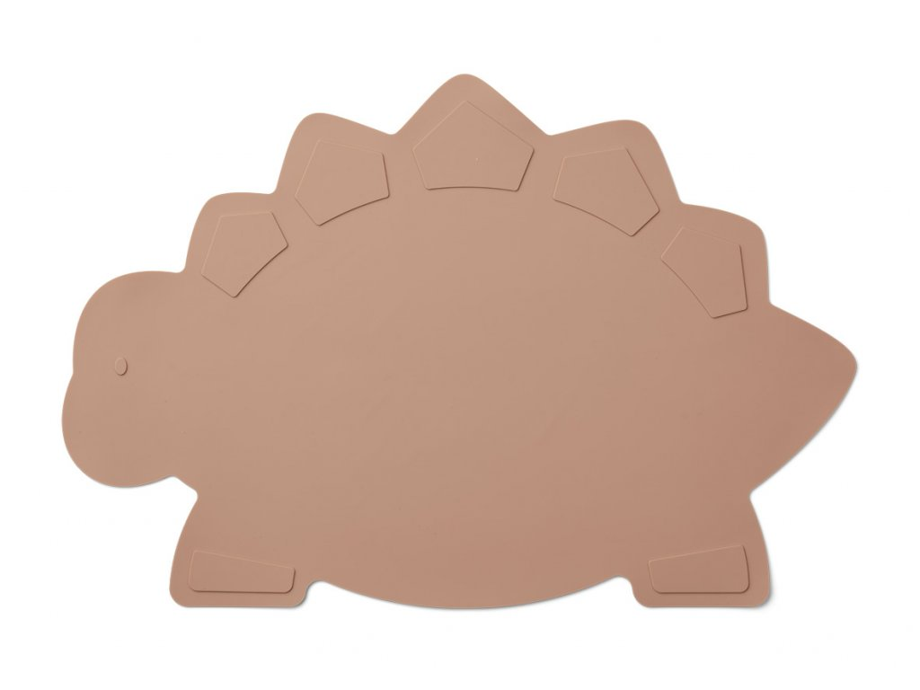 LW14175 Tracy Placemat 2267 Dino dark rose Extra 0
