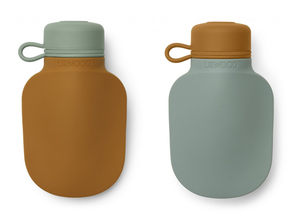LW14311 Silvia smoothie bottle 2 pack 9675 Mustard peppermint mix Extra 0