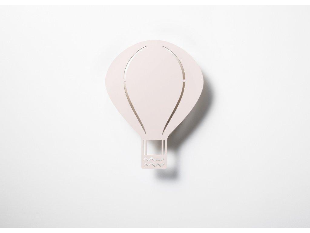 3241 AIR BALLOON LAMP ROSE