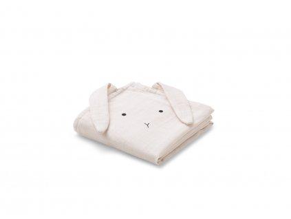 Hannah MuslinCloth Rabbit SweetRose 5713370002523