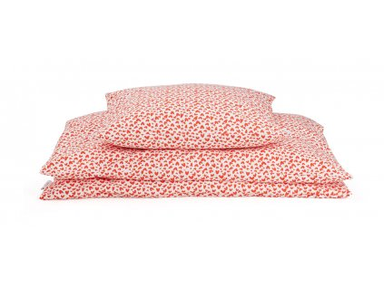 Bedding Love print