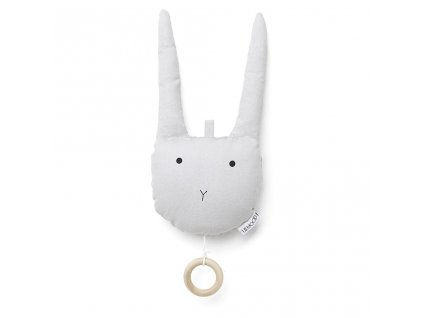 LW12522 0032 Rabbit dumbo grey Main