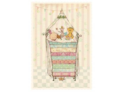 Plakát Princezna na hrášku