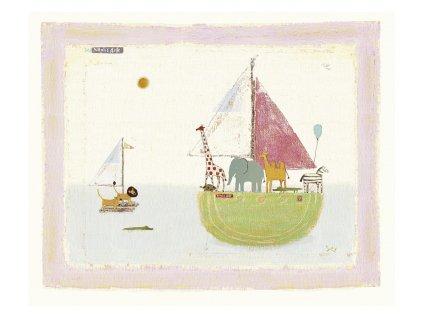 Plakát Noemova archa