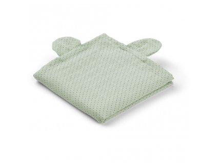 LW12375 0061 Mr bear little dot dusty mint Main