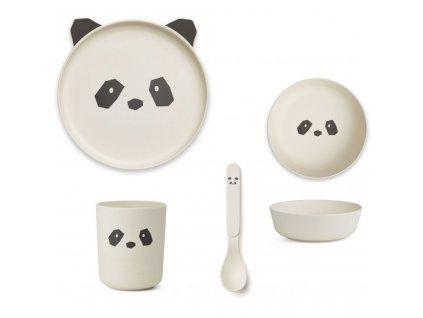 LW12393 0010 Panda creme de la creme Main
