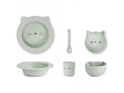 LW12643 0023 Cat dusty mint Main