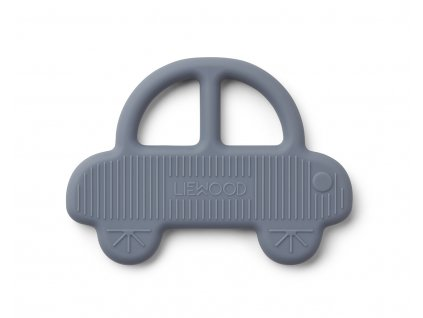 GEMMA TEETHER CAR BLUE WAVE