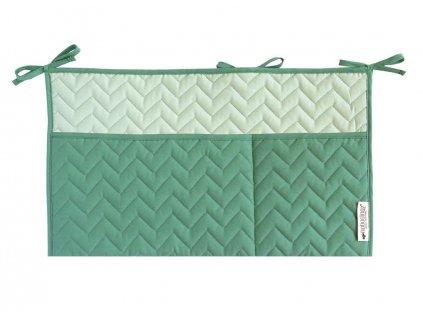 crib organizer sevilla siesta green nobodinoz 1