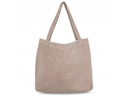 Přebalovací taška Rib - starorůžová