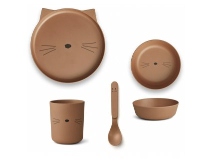 LW12393 2061 Cat terracotta Main