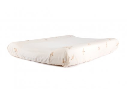 calma changing pad haiku birds nobodinoz 2000000109572