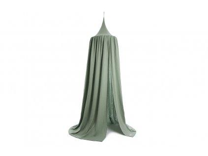 canopy dosel ciel de lit amour eden green nobodinoz 1