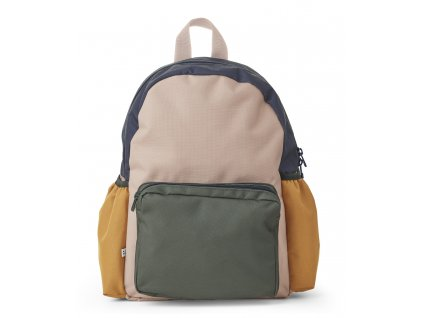 WALLY SCHOOL BACK PACK ROSE MIX copy