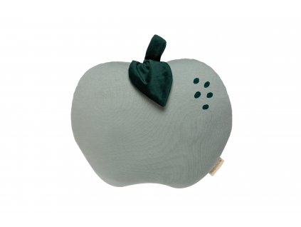 Fruits apple cushion nobodinoz 1 8435574918291