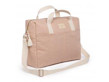 Gala waterproof changing bag misty pink nobodinoz 1 8435574919366
