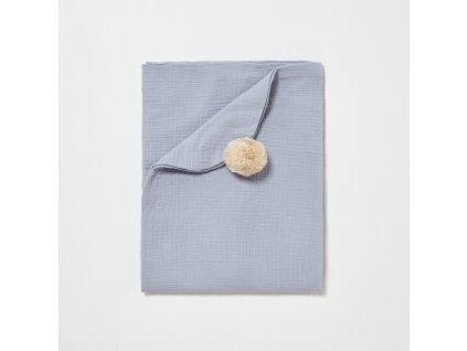 Povlak zavinovačka artic blue