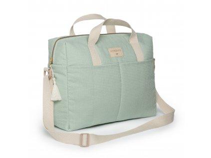 Gala waterproof changing bag aqua nobodinoz 1 8435574919359