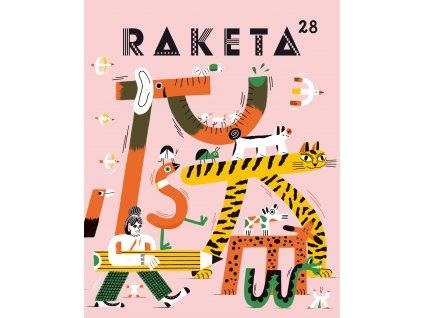 Raketa28 obalka