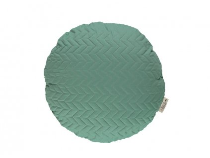 cushion sitges siesta green 1