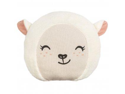 Sheep cushion natural nobodinoz 1 8435574920744