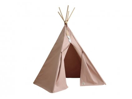 teepee nevada bloom pink nobodinoz 1