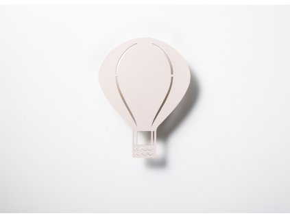 3241 AIR BALLOON LAMP ROSE