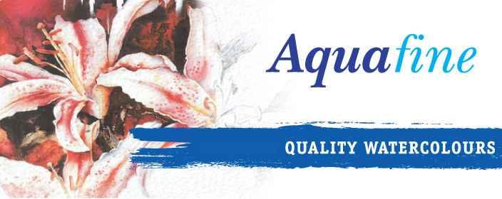 Akvarelové barvy Daler-Rowney AquaFine