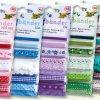 Textilní pásky sada 5,5m - zelená