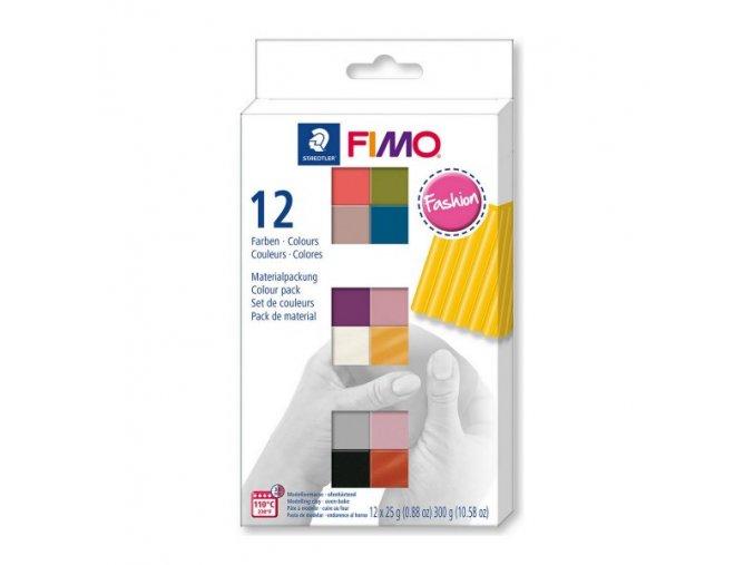 FIMO SOFT Fashion COLOURS