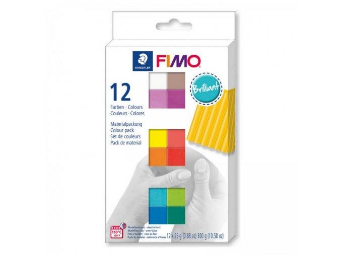 FIMO SOFT Brilliant COLOURS