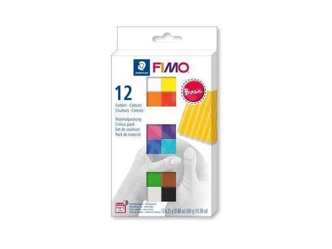 FIMO SOFT Basic COLOURS