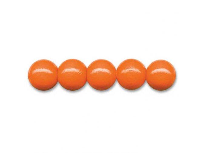 85ks 8mm oranžova