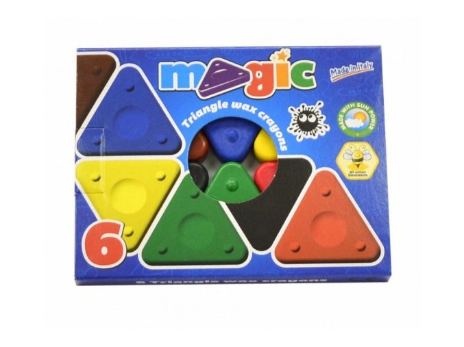 Sada 6ks magic