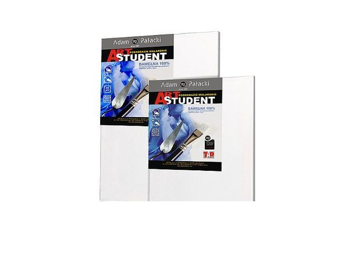 Plátno šepsované Art Creation Student na napínacím rámu 50x50 cm