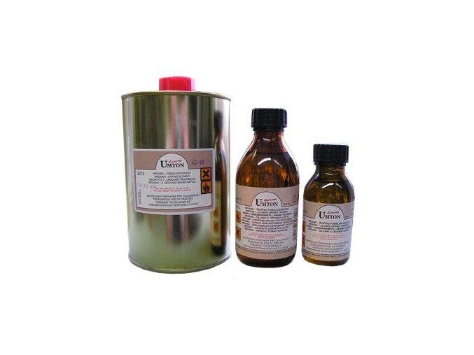 Medium pomaluschnoucí - 200 ml. sklo