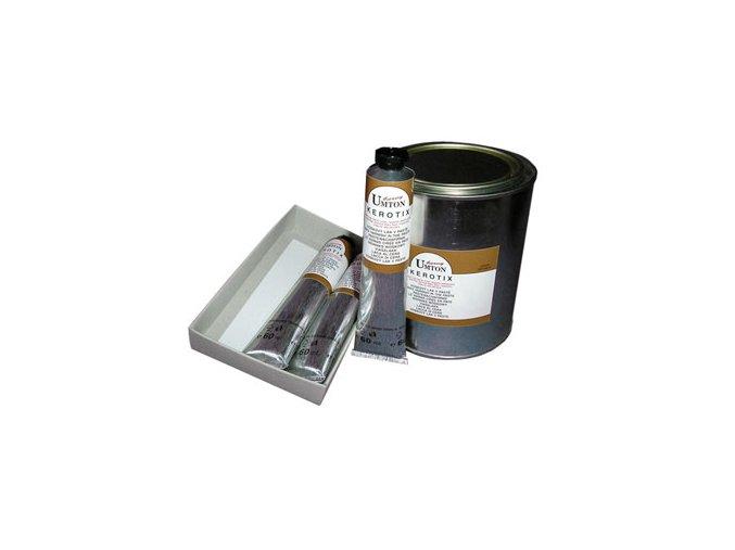 Kerotix závěr matný voskový - 60 ml. tuba