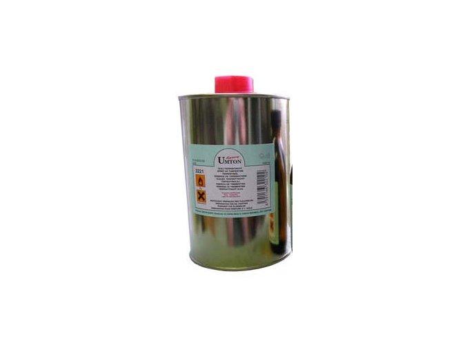 Terpentínový olej - 1000 ml. plech