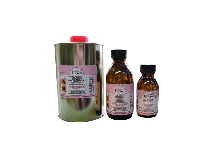 Damarový lak - 1000 ml. plech