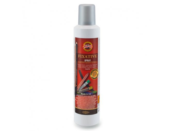koh i noor fixative spray