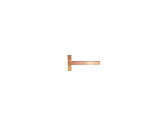 Příložník dřevěný 70cm