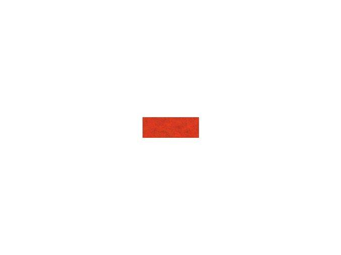 Hobby filc 20 x 30 cm - červená světlá