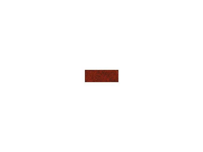 Hobby filc 20 x 30 cm - červená tmavá