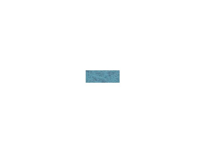 Hobby filc 20 x 30 cm - tyrkysová