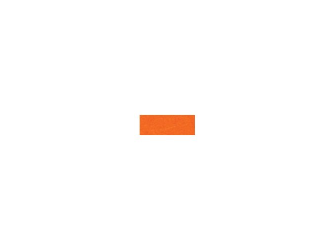Hobby filc 20 x 30 cm - oranžová