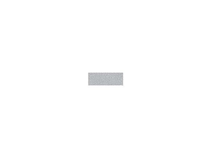 Mechová guma 2mm , 20 x 29cm - šedá