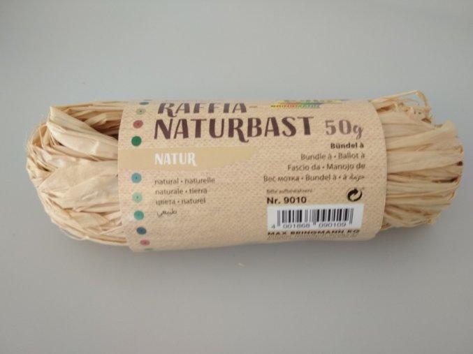 Přírodní lýko 50g - natur