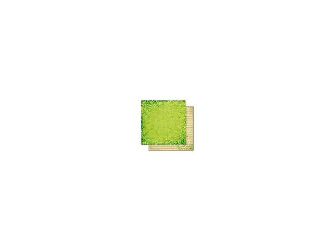 Scrapbooking papír Květinový 30 x 30cm/190g - Motiv 06