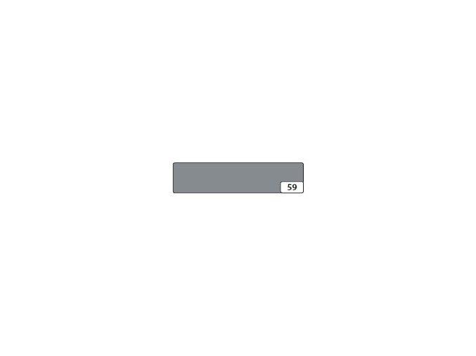 Washi lepící páska 10m x 15mm - stříbrná